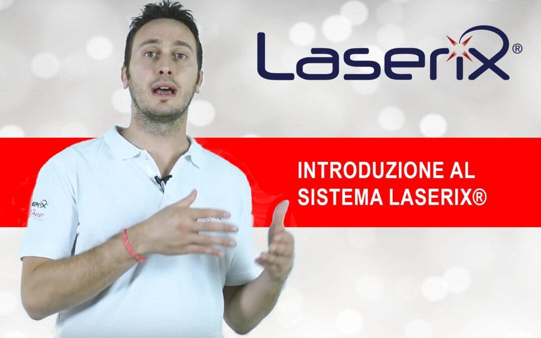 presentazione video laserterapia laserix