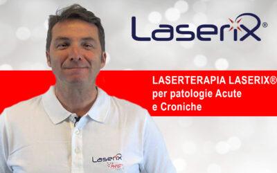 Laserterapia per patologie acute e croniche
